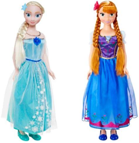 what is a frozen doll target my size frozen elsa dolls 42 50 free