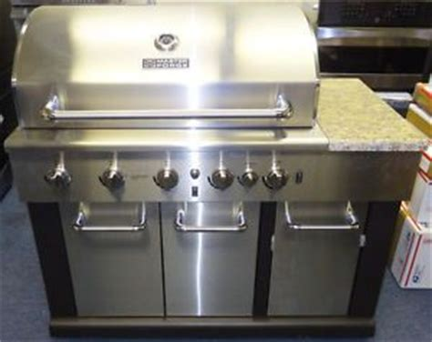shop master forge 5 burner modular gas grill at lowes com members mark gas grill ss bbq replacement burner 10251 on popscreen