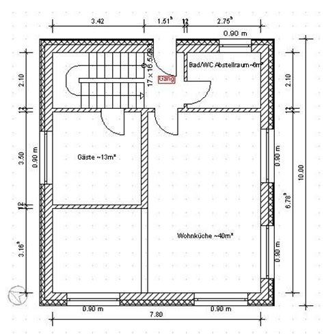 Sanierung Haus 50er by Renovierung Sanierung 50er Jahre Bau Grundrissforum