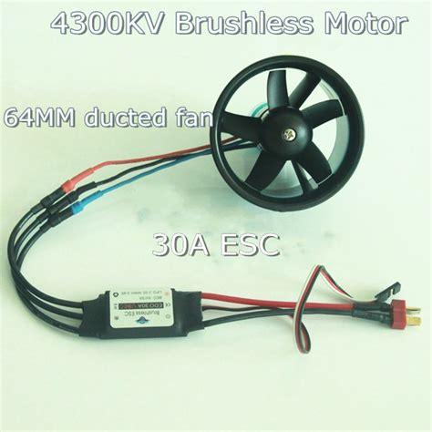 edf motors rc planes buy qx motor 64mm 5 blades ducted fan 4300kv 3 4s qf2822