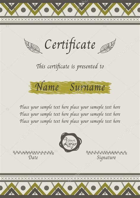 certificate of deposit template certificate of deposit sle 66061 vizualize