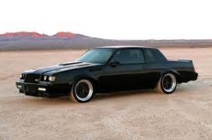 1987 Buick Gn 1987 Buick Grand National Black