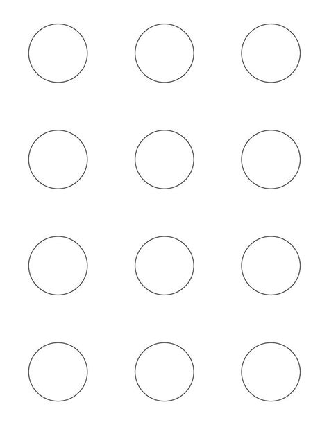 printable macaron template 17 best images about macaron templates on pinterest
