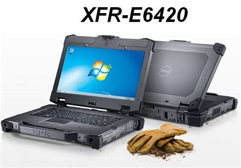 refurbished rugged laptops factory refurbished xfr e6420 fully rugged dell latitude laptop