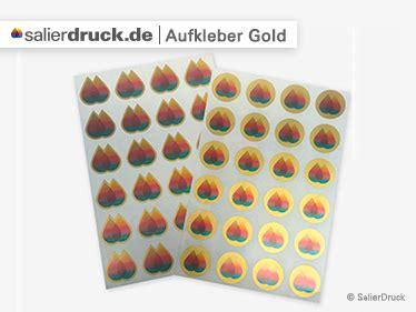 Aufkleber Drucken Konturschnitt by 0 5qm Gold Matt Aufkleber Sticker Folie Drucken