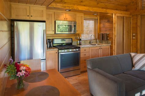 pics inside 14x30 house escape cabin tiny house swoon