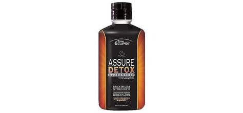 Assurance Detox by Total Eclipse Assure Detox Reviews Supplementcritic