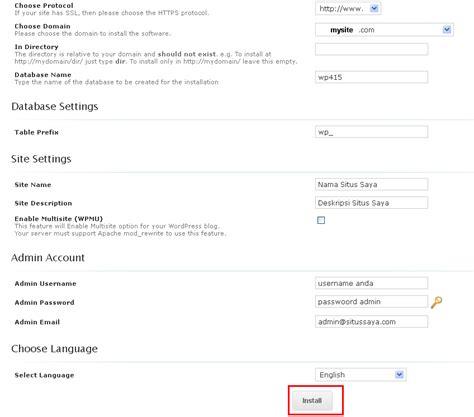 cara membuat tilan wordpress yang menarik cara membuat blog wordpress hosting sendiri artikel