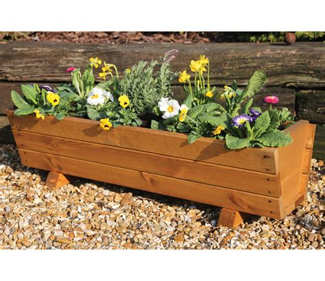 Trough Planters Uk by Rosemoor Trough Planter Tom Chambers