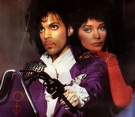 Vanity Prince Girlfriend by Purple Rain Actress Apollonia Speaks Out Amp Pays