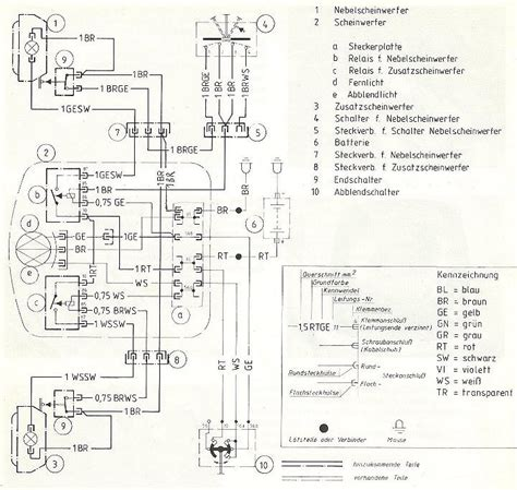 bmw airhead diode board wiring diagram wiring diagrams