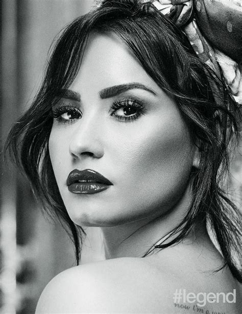 demi lovato hit songs 2018 demi lovato photoshoot for legend magazine november 2017