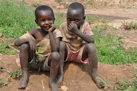 Burundi Kids Happy African Kids Zayid Khalifa Flickr
