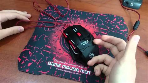 Mouse Macro Razer X7 everest sgm x7 gaming mouse kutu a 231 箟l箟m箟 ve 箘nceleme