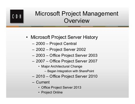better than microsoft project microsoft sharepoint project server are better together