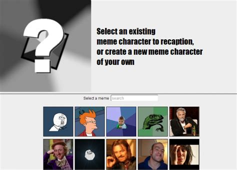 Create Your Own Meme Online - free online meme generators create your own meme and trolls