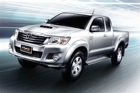 Toyota Facts 2015 Toyota Hilux Here Interesting Facts Toyota Reviews