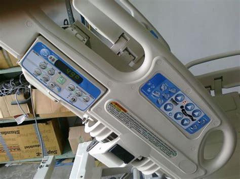 versacare bed used hill rom p3200 versacare beds electric for sale dotmed listing 1344660