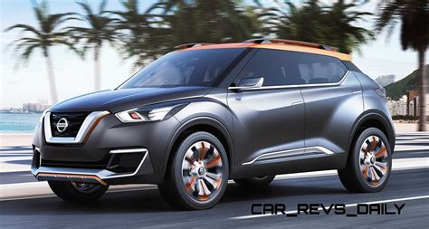 kicks nissan 2014 nissan kicks concept is new sao paolo off road crossover