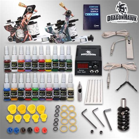 cheap tattoo kits under 20 wholesale beginner starter kits 2 guns machines 20
