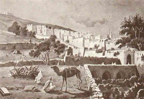 Sketches D Algerie by Anciens Remparts D Alger 10 232 Me Si 233 Cle 1840 Algiers