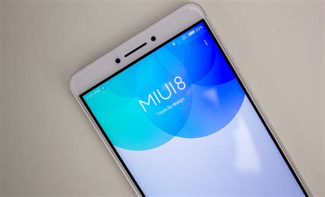 redmi mi4i themes xiaomi finally rolling out miui 8 for mi 5 users in india