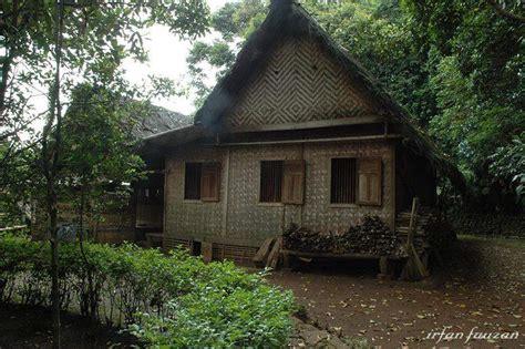 rumah adat jawa barat rumah adat sunda picornot