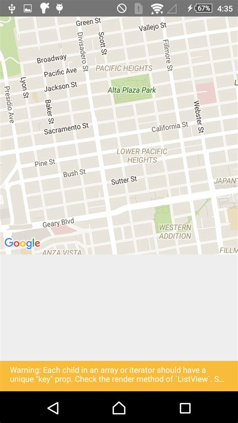 android layout not changing orientation google maps not showing immediate change in the layout