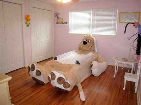funny bed animal shaped toddler bed for your kid