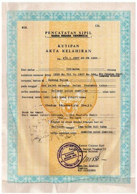 membuat akta kelahiran orang tua biro jasa pembuatan paspor resmi di jakarta bogor depok