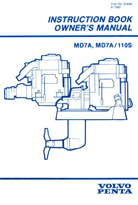 volvo penta md7a wiring diagram wiring diagram with