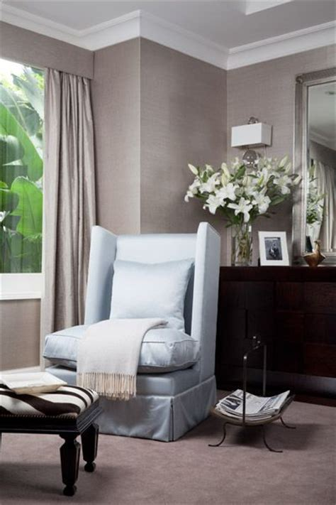 curtains to match blue walls perfect greige walls with dark timber furniture and light