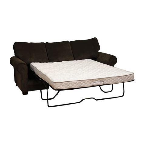 sofa bed mattress reviews classic brands 414809 11 innerspring sofa bed