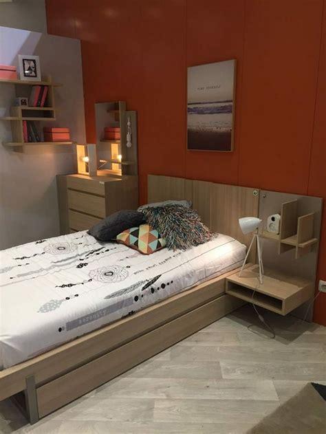 Charmant chambre a coucher petite surface #1: lit-enfant-original-bois-meuble-rangement-interieur-design.jpg