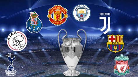 team   champions league favourites marca
