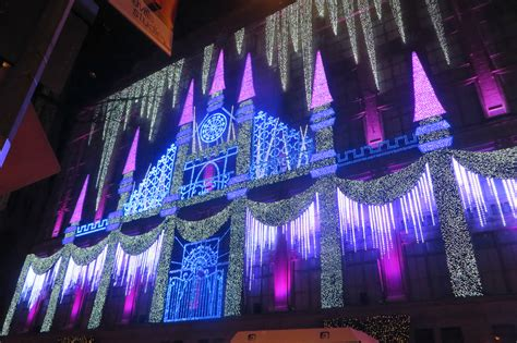 York Lighting by Stunning Lights Nyc Offers And Festive Attractions