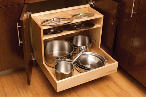 Pot Pan Storage Cardinal Kitchens Baths Storage Solutions 101 Pots