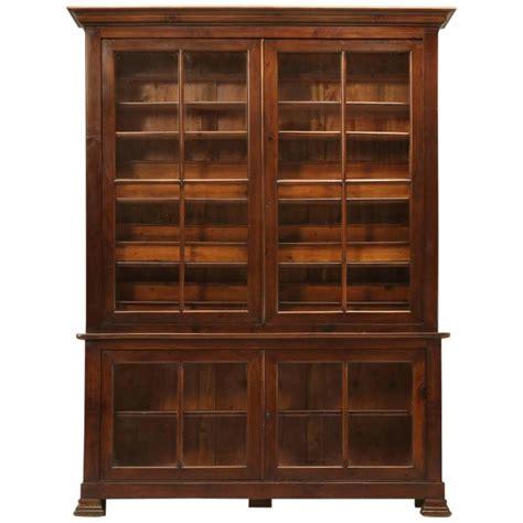 vitrine or specimen cabinet circa 1891 for sale at
