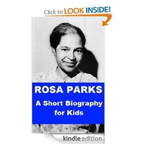 rosa parks biography for students pin by oriana aulder on kindle store pinterest