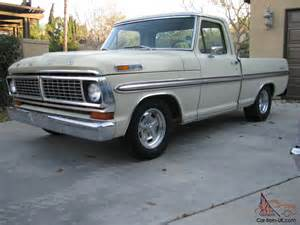 1970 Ford F100 For Sale 1970 Ford F100 Bed