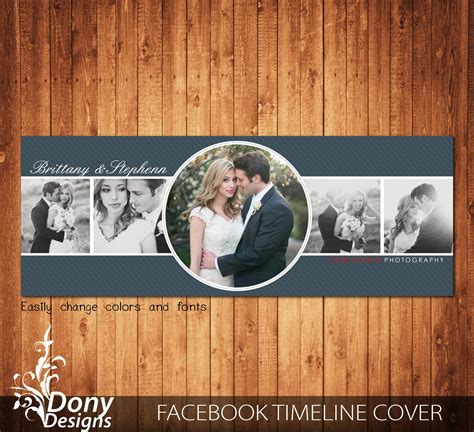 Cover Collage Template Photoshop