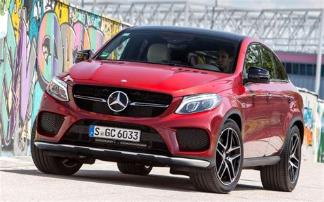 Mercedes Photos Gallery 2015 Mercedes Gle Coup 233 Driven