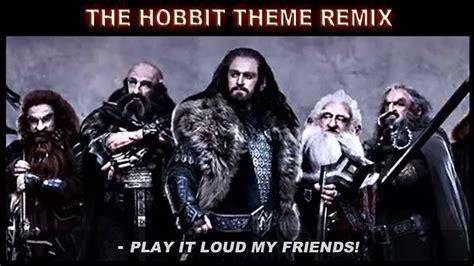 chrome themes hobbit the hobbit theme big house remix youtube