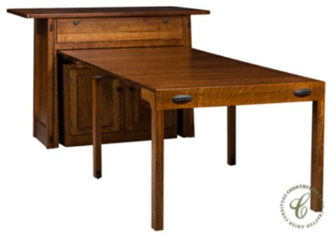 Murphy Table by Buffet With Murphy Table Collectors Weekly