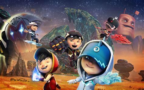 film kartun terbaru februari 2016 kumpulan gambar animasi boboiboy bergerak gif halilintar