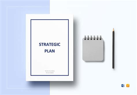 simple plan template strategic plan template 14 free pdf word format