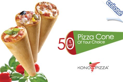 Kono Pizza Oh No by Treat Yourself To An Italian Classic With An Innovative