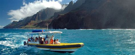 napali coast boat tours from north shore 16 best inflatables and ribs images on pinterest prime