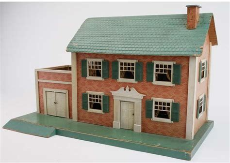 dolls house garage 1000 images about schoenhut dolls houses on pinterest vintage dolls antiques and
