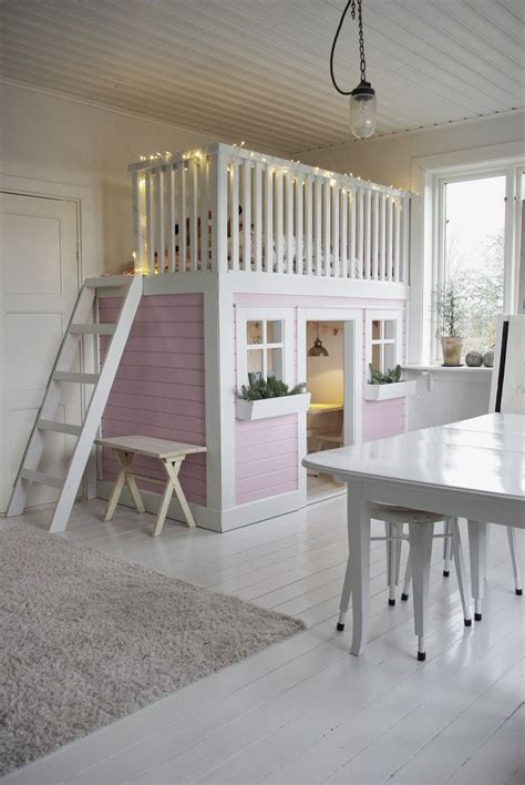 now this would be a bedroom playroom for a special - Ikea Kura Maße